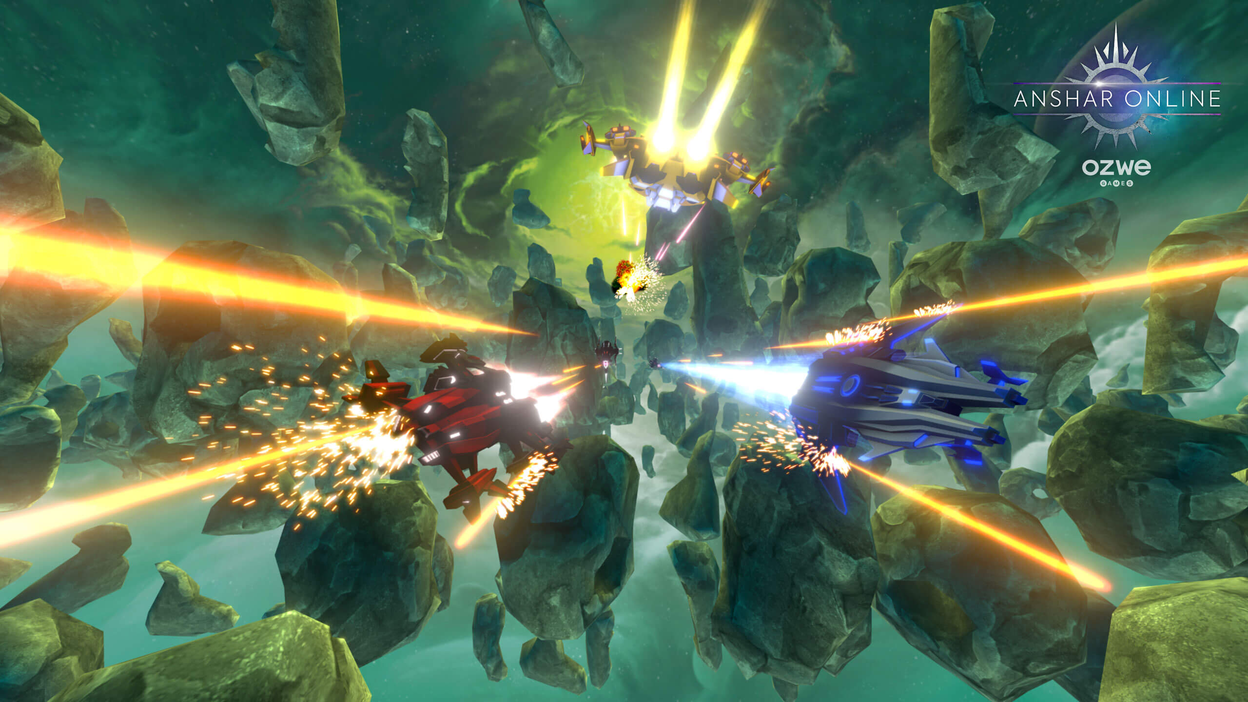 Anshar Online : game screenshot