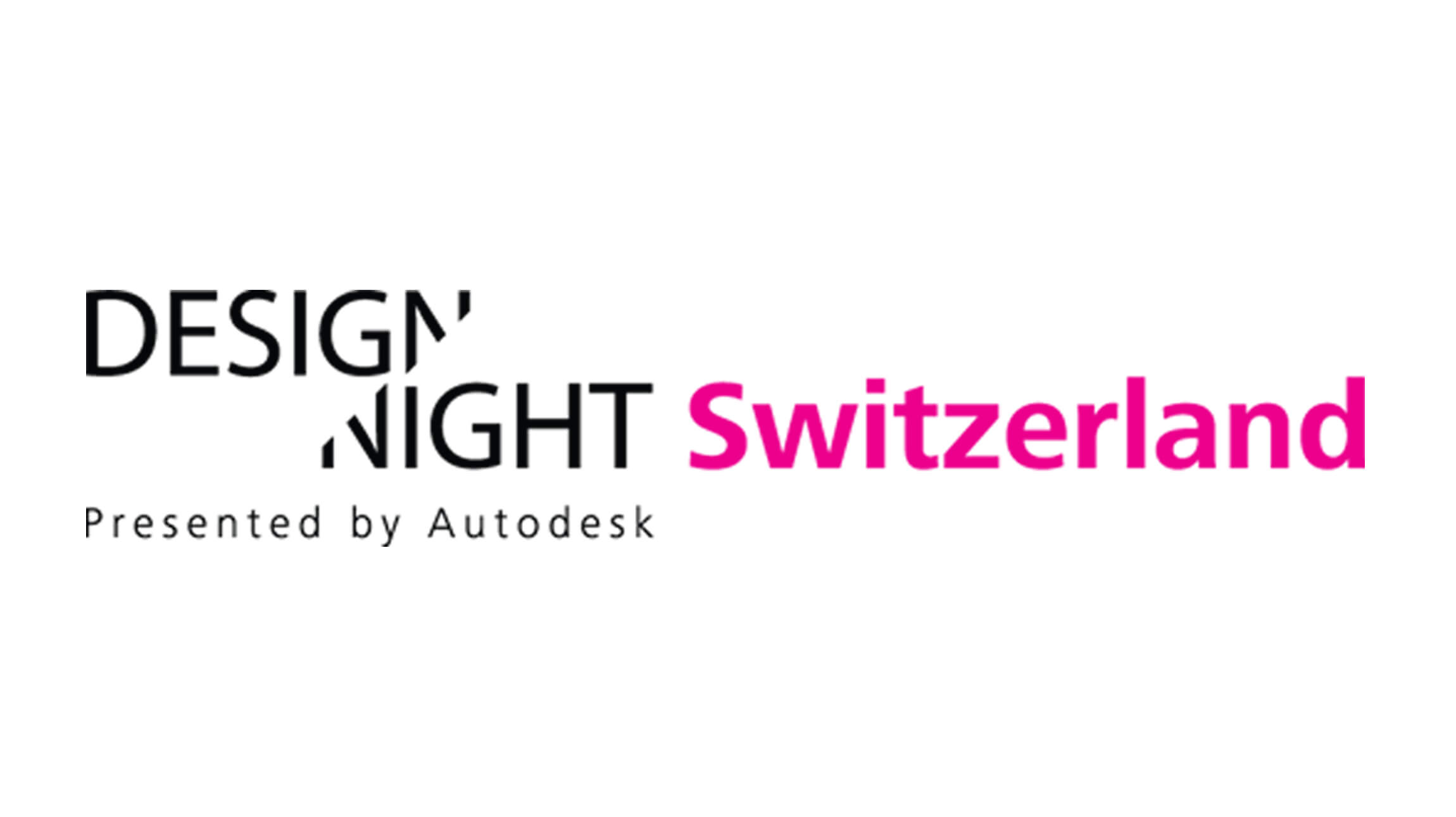 Design Night Switzerland 2017