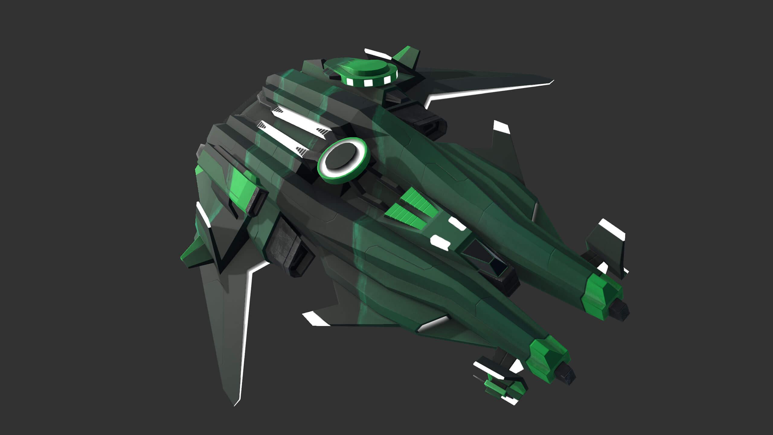 Anshar Online Ships : Engineer