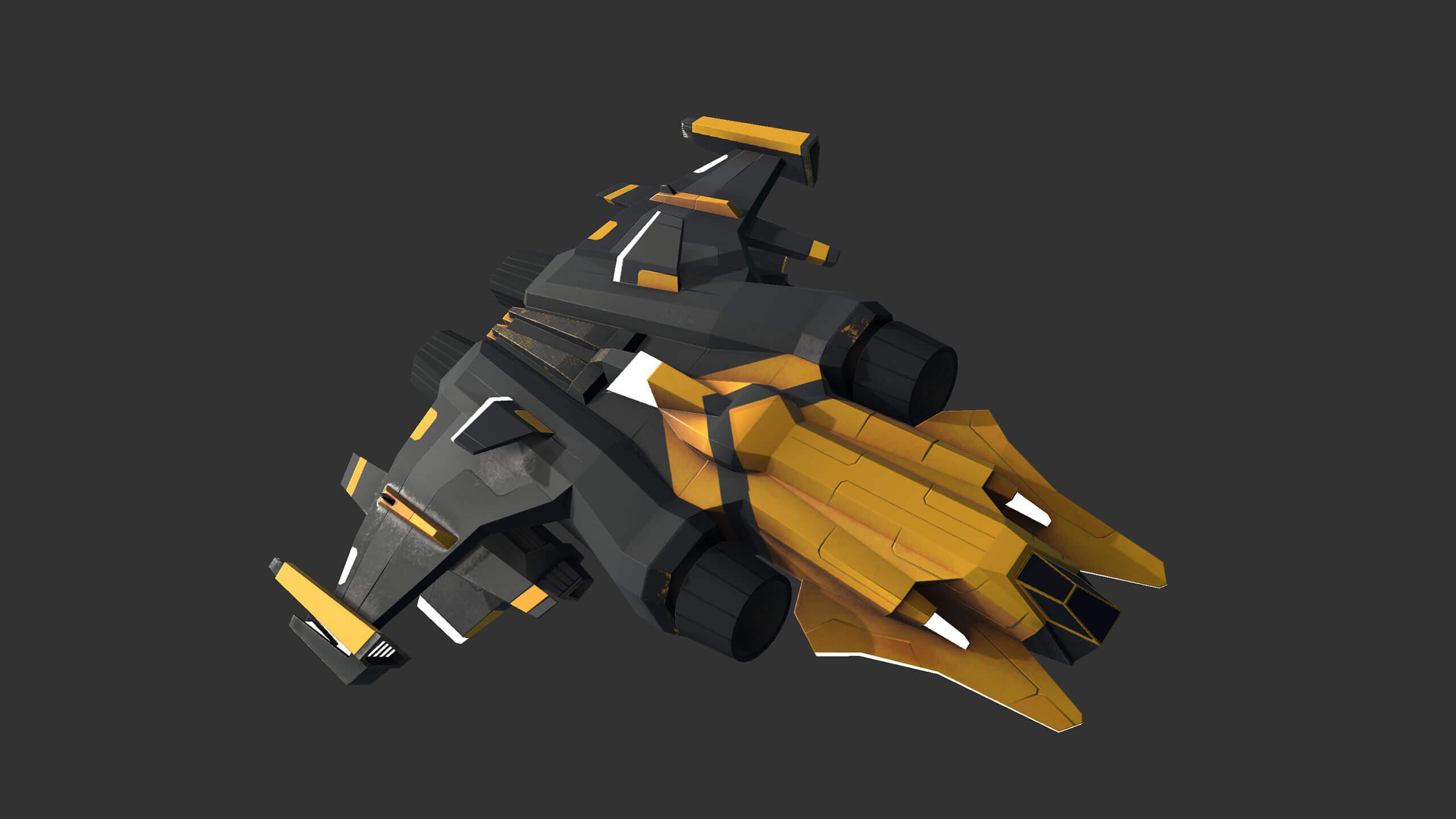 Anshar Online Ships : Fighter
