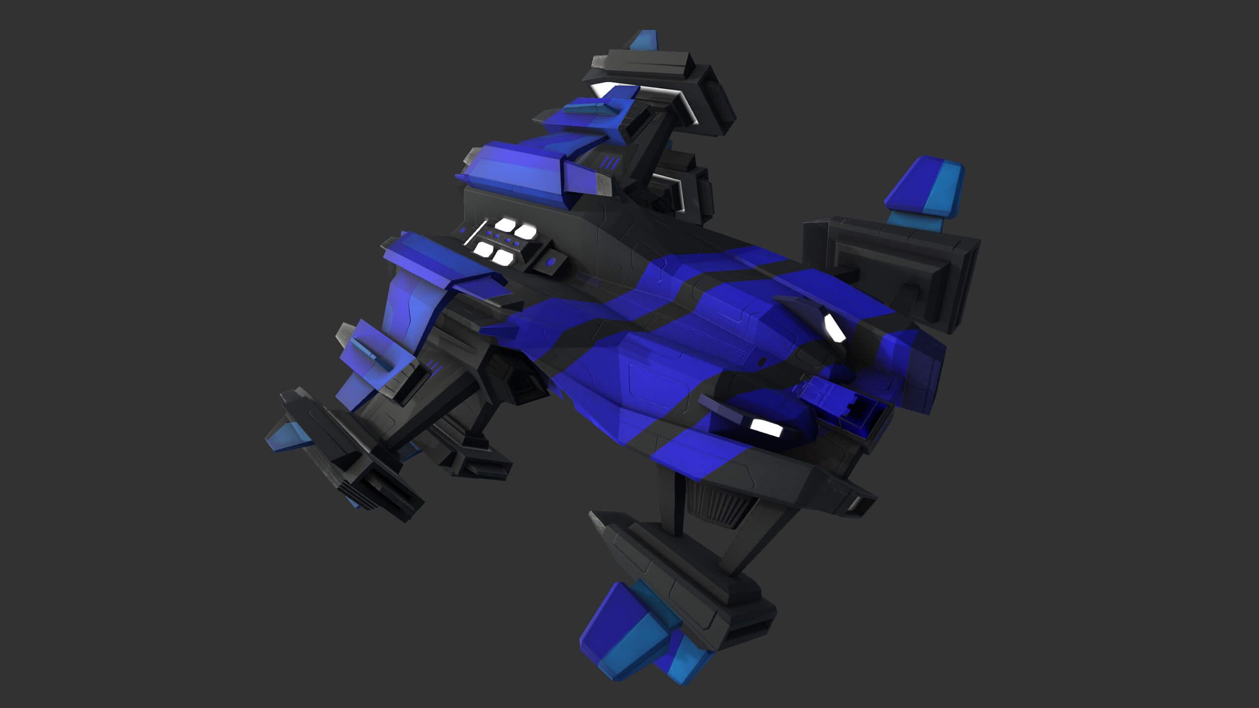 Anshar Online Ships : Tank