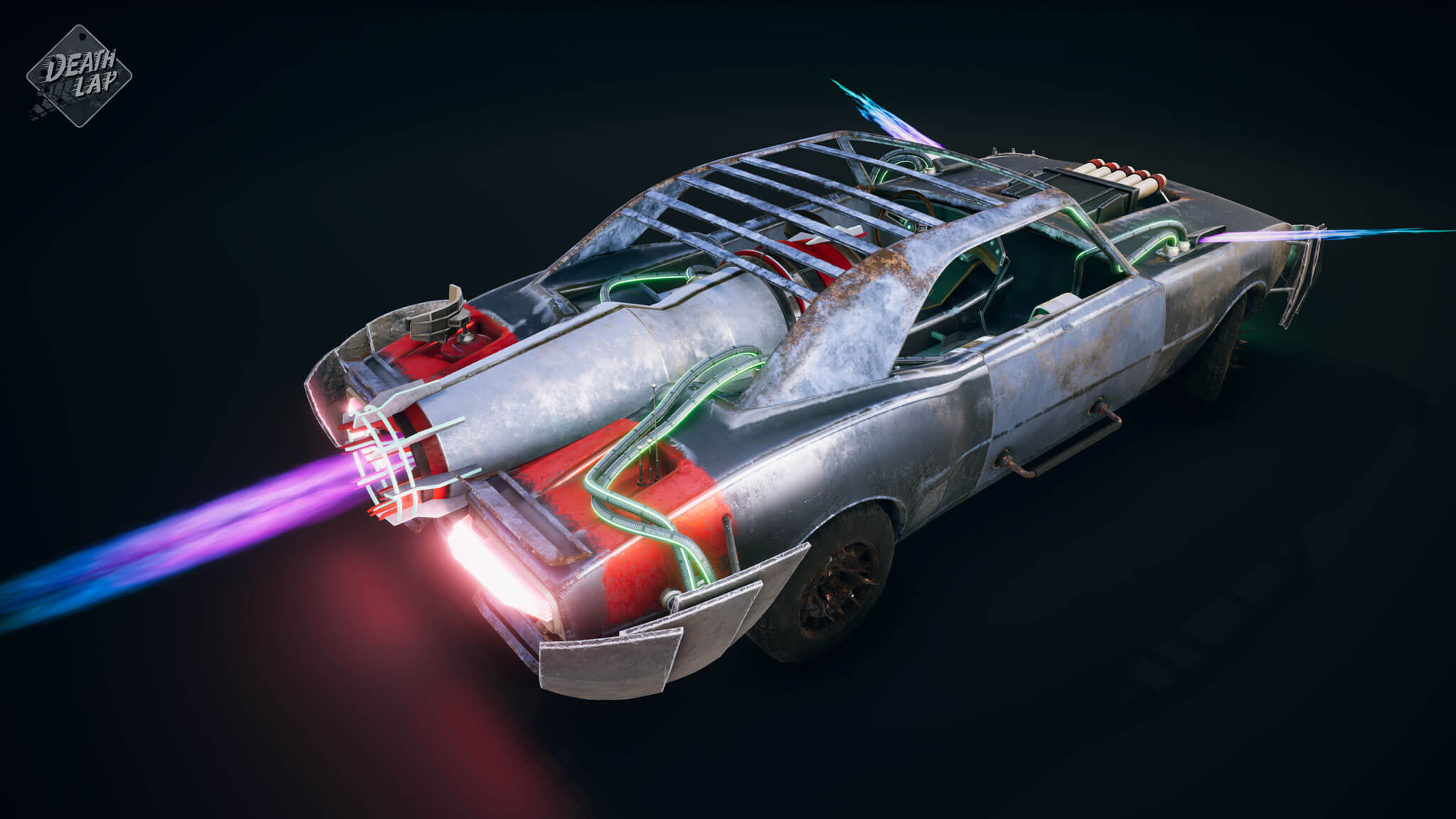Death Lap Cars: The Phoenix