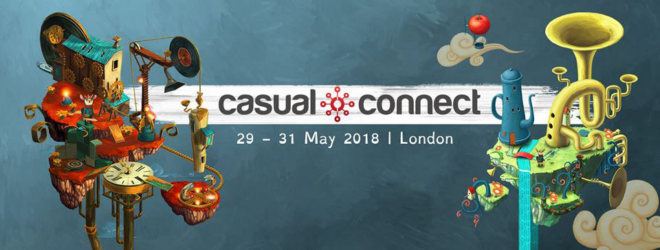 Casual Connect London 2018