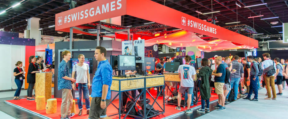 Gamescom 2019. Europe's leading trade fair for digital games culture.
