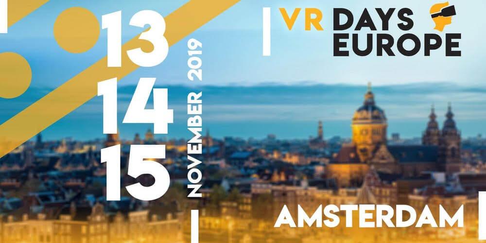 Join OZWE @ VRDAYS Europe 2019