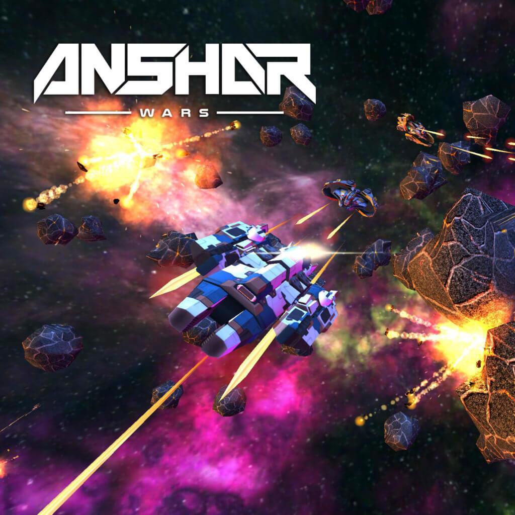 Anshar Wars Cover