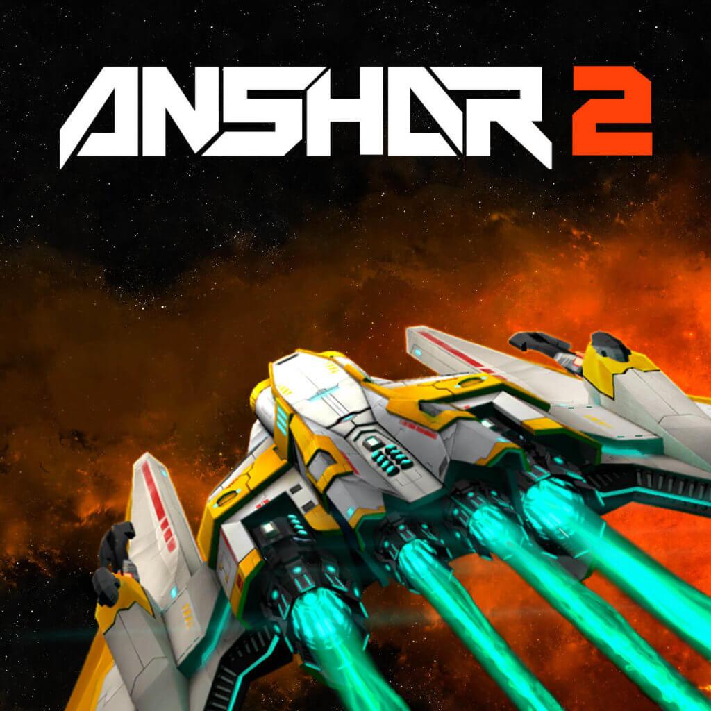 Anshar Wars 2 Cover