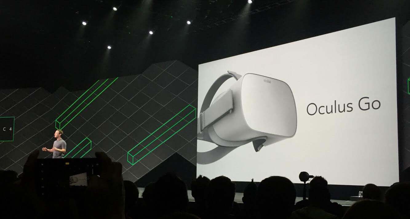 Oculus Connect 2018