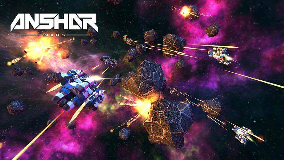 Anshar Wars : screenshot