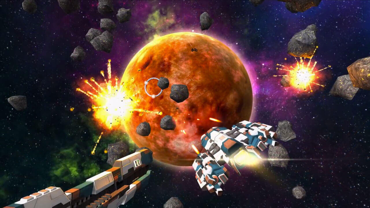 Anshar Wars - screenshot
