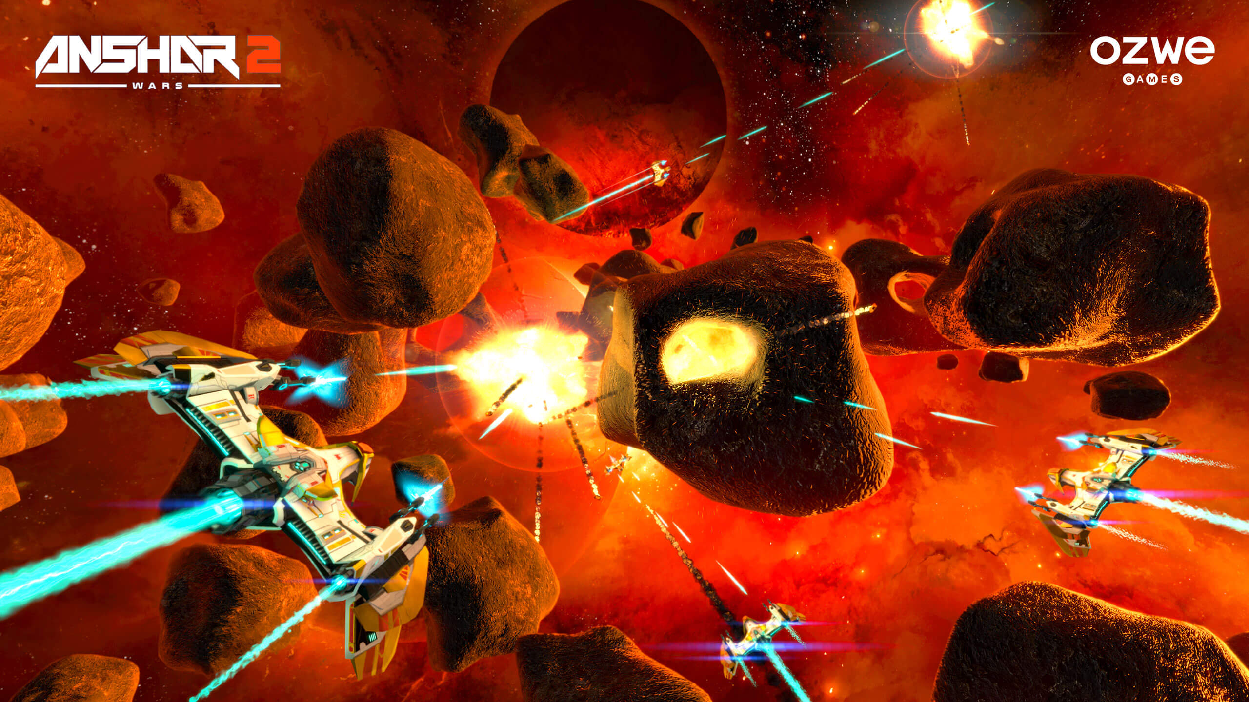 Anshar Wars 2 - Oculus Rift screenshot