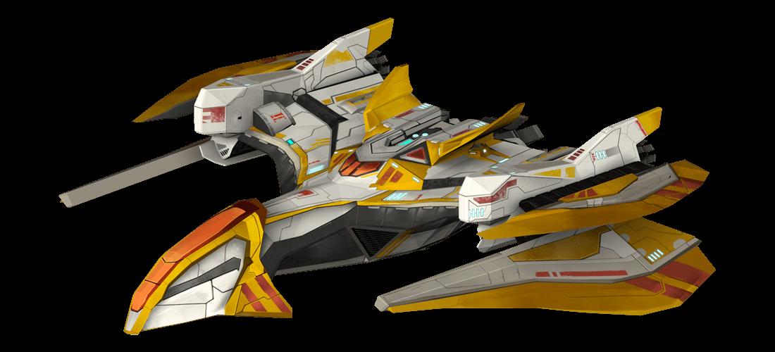 Anshar Fighter - Anshar Wars 2