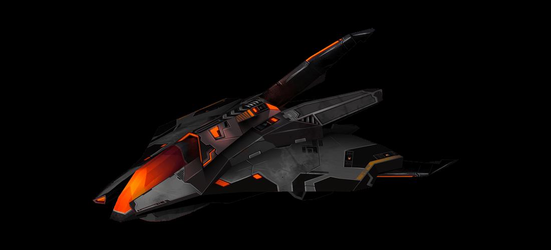 Nergal Bomber - Anshar Wars 2