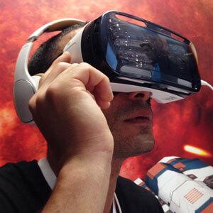 OZWE - Oculus Rift